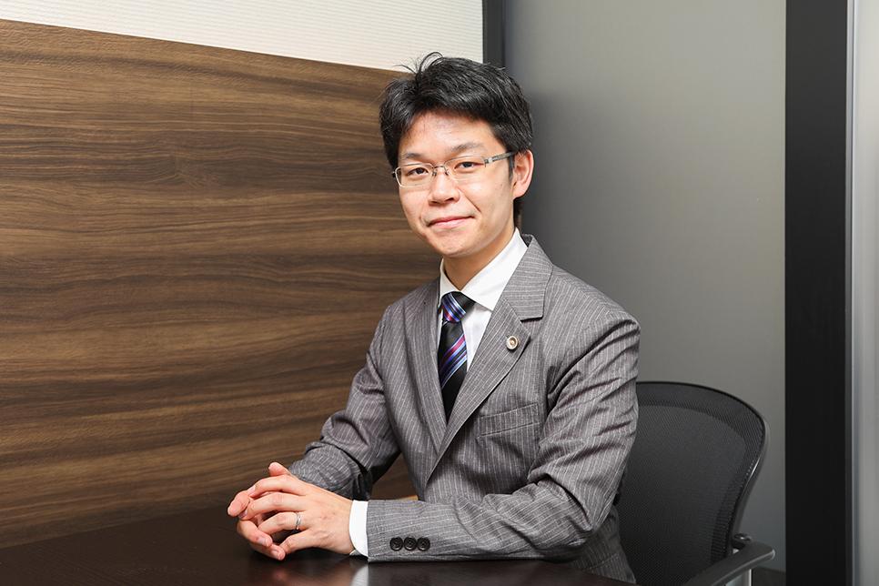 ご挨拶 弁護士 佐藤奨